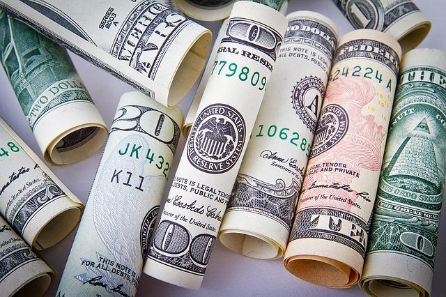dolarové rolky