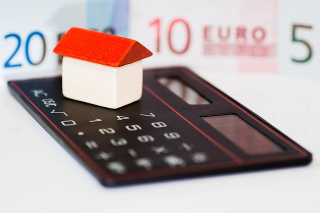 euro, kalkulačka a dům.jpg