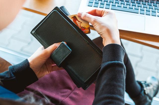 uklízení kreditky