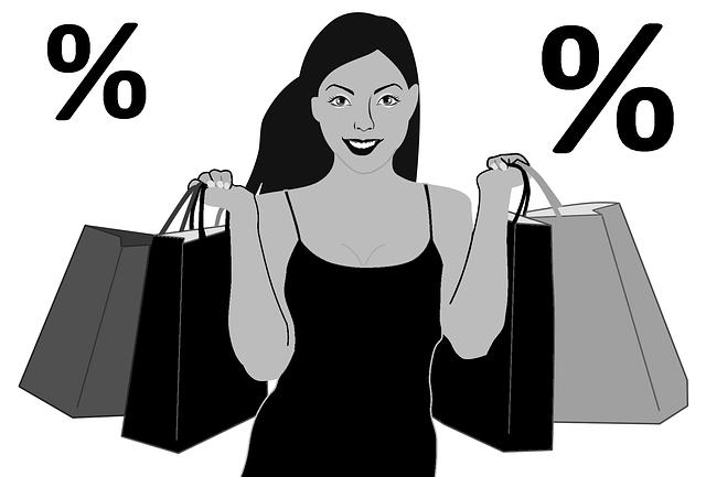 nákupy se slevou